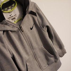 Boys Nike Hoodie Zip Up